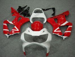 Honda CBR900RR 929 2000-2001 ABS Fairing - Others - Red/White/Black