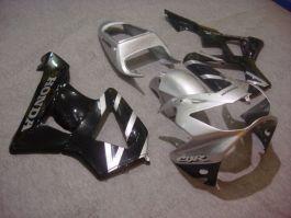 Honda CBR900RR 929 2000-2001 ABS Fairing - Others - Silver/Black