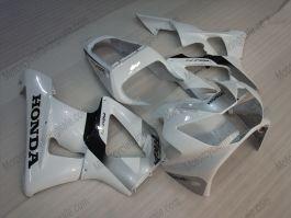 Honda CBR900RR 929 2000-2001 ABS Fairing - Others - White