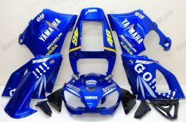 Yamaha YZF-R1 1998-1999 Injection ABS Fairing - GO!!!!! - Blue